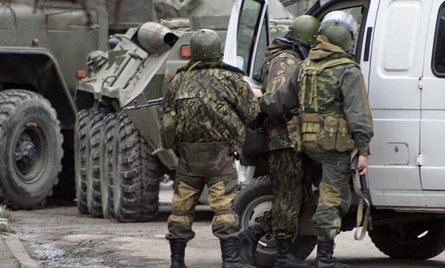 В двух районах Дагестана введен режим КТО