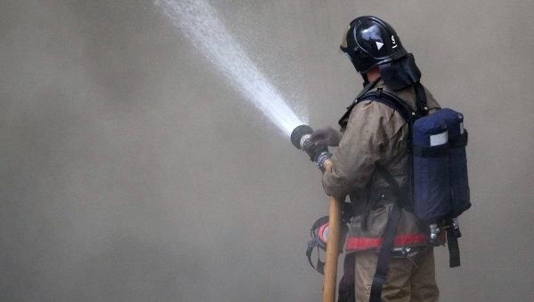 Оружейный склад загорелся из-за лесного пожара в Забайкалье