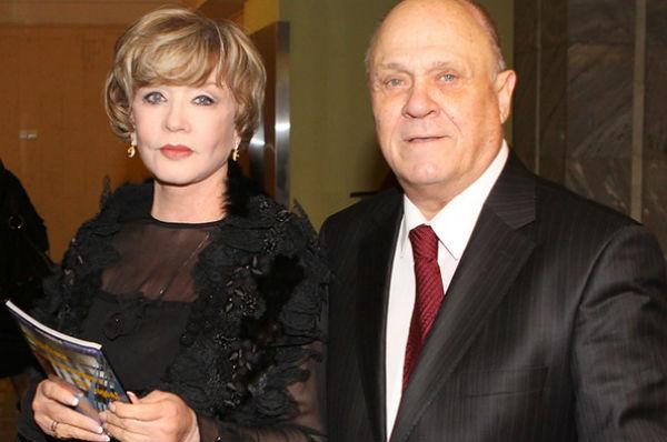 Владимир Меньшов и Вера Алентова удостоены почетной премии «За выдающийся вклад в киноискусство»