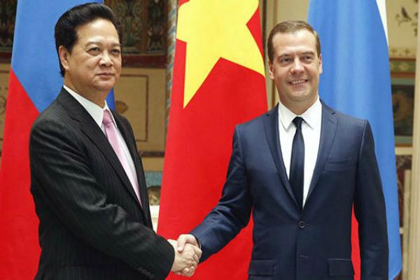 Россия укрепила дружбу с Вьетнамом