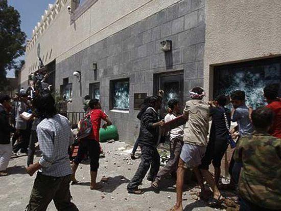 СК проверяет факт обстрела Генконсульства России в Йемене