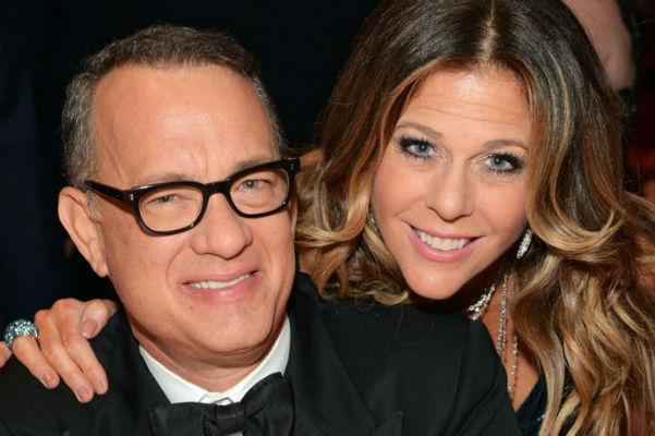 У жены Тома Хэнкса обнаружен рак груди