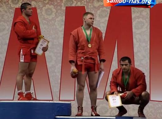 Азербайджанского самбиста накажут за неуважение к гимну Армении