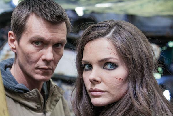 Елизавета Боярская и Филипп Янковский превратились в «Охотников за головами»