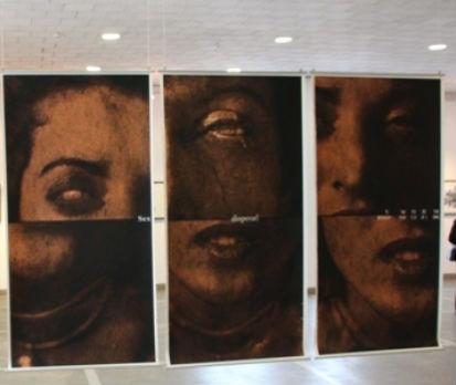 Канадец показал на выставке в Калининграде фото трупа матери