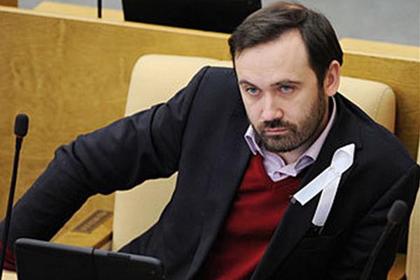 Лишить Пономарева депутатского мандата мешает
