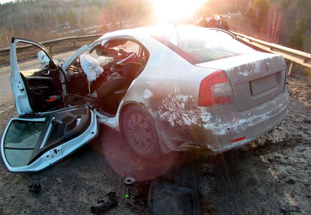Водитель Михалева ранее был оштрафован за превышение скорости