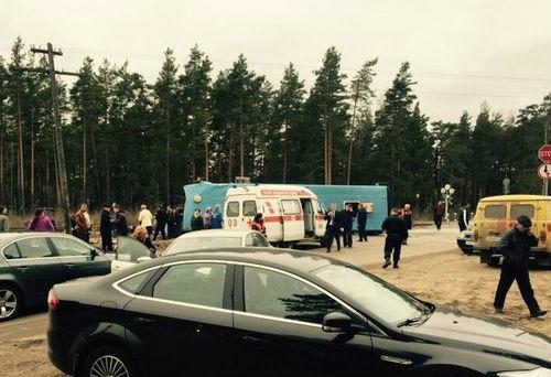 Семьи погибших в столкновении поезда и автобуса получат по 2 миллиона рублей