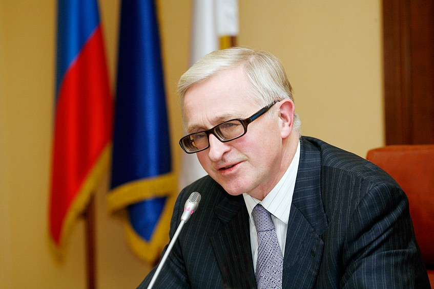 Глава РСПП Шохин: Слова Путина о просьбе Порошенко