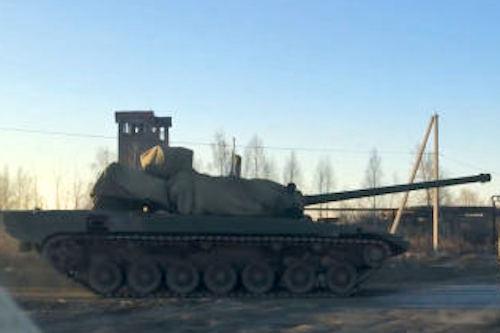 Stern: С танком «Армата» армия России стремительно вырывается вперед