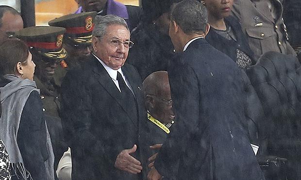Обама назвал встречу с Кастро