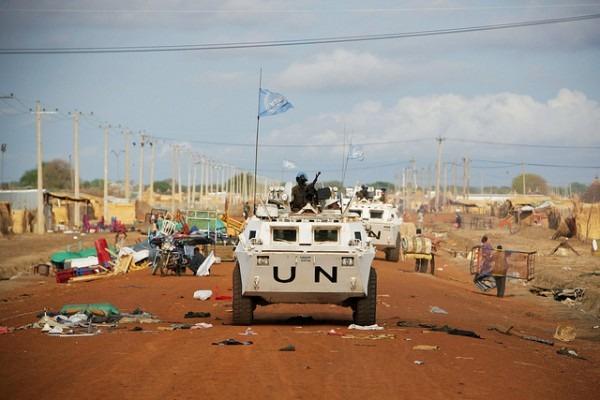 В Африке похитили трех членов миссии ООН