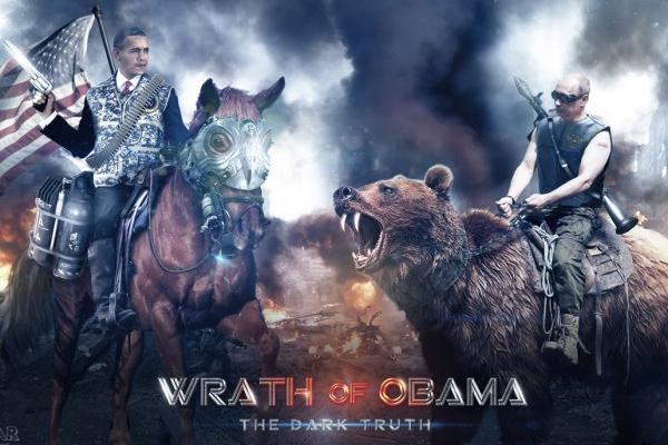 Владимир Путин объединится с Бараком Обамой в компьютерной игре