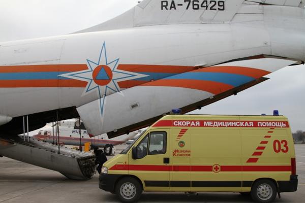 8 детей из Донбасса были эвакуированы в московские больницы