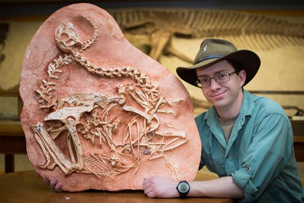 Палеонтологи нашли могилу Ромео и Джульетты времен мезозоя