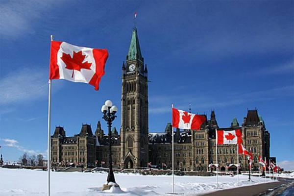 Жителя Канады арестовали за угрозу взрыва парламента