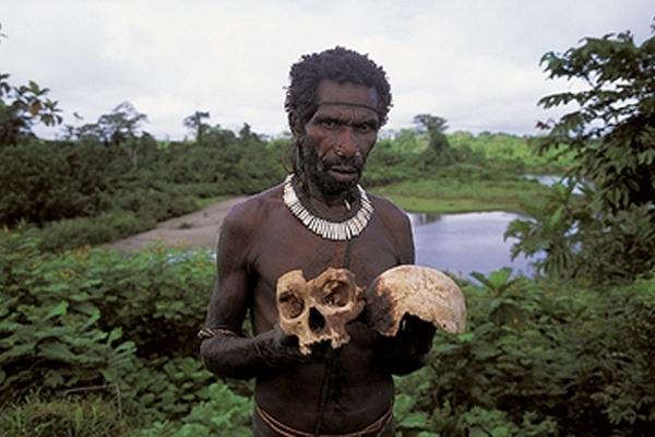 Африканец съел сердце любовника своей девушки