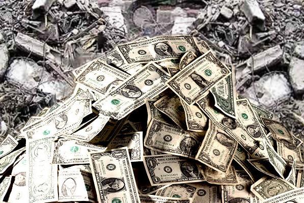 Экс-сотрудники Домодедово заменили 3,2 млн долларов в багаже пассажира на мусор