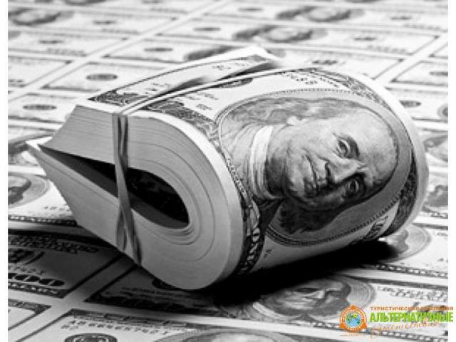 Доллар падает, но держится