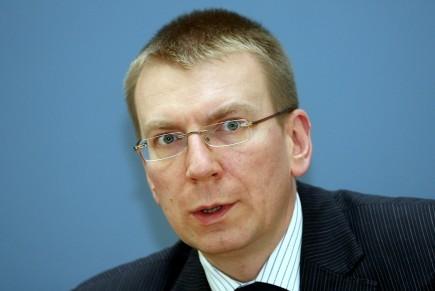 Глава МИД Латвии предрек России судьбу Германского Рейха