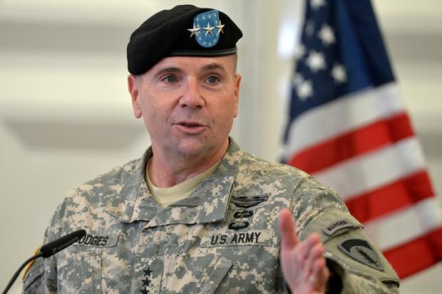 Американский генерал: США не допустят превосходства России