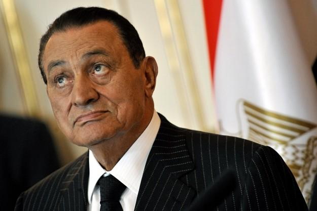 СМИ: Умер Хосни Мубарак