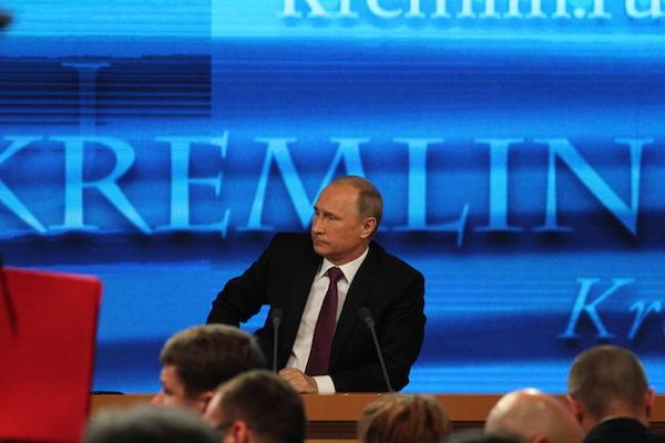Владимир Путин - о перевооружении армии