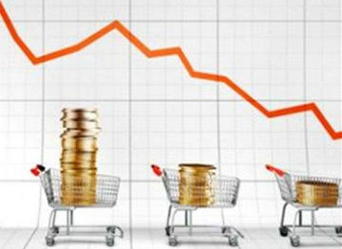 Инфляция снижается из-за падения доходов россиян
