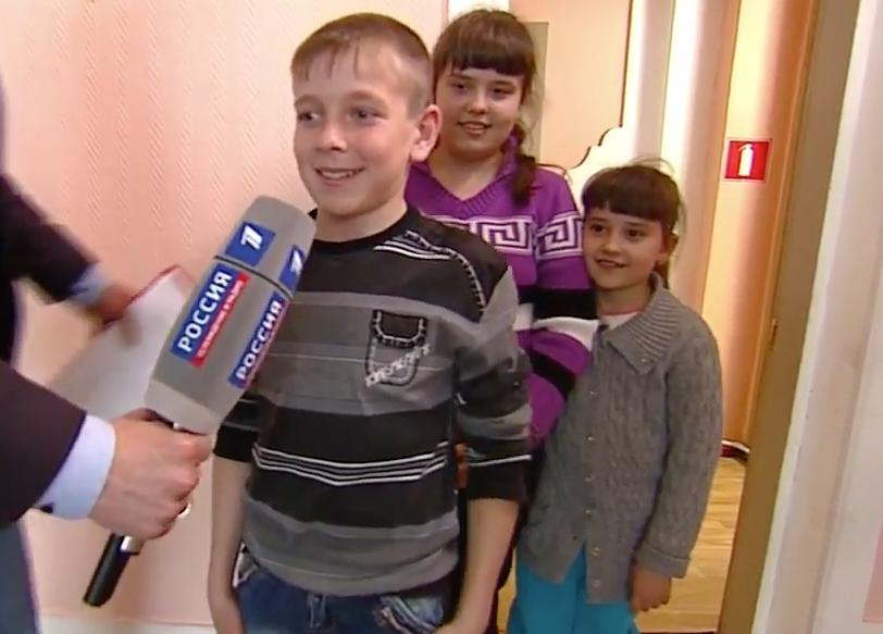 Беженцы спросили Путина о возможной войне с Украиной