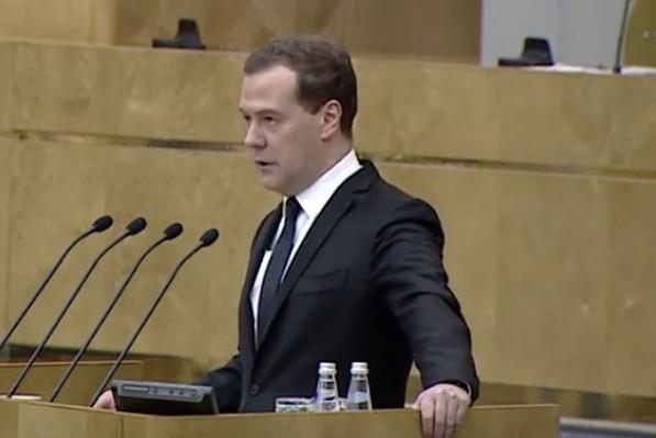 Медведев: Из-за присоединения Крыма Россия потеряла 25 млрд евро