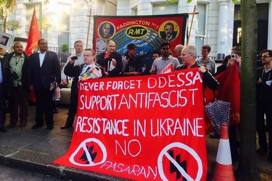 В Британии осудили украинский закон о запрете коммунизма