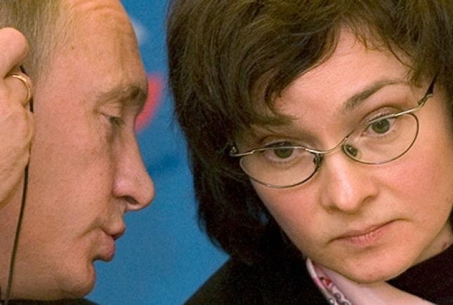 Рубль укрепляет президент Владимир Путин