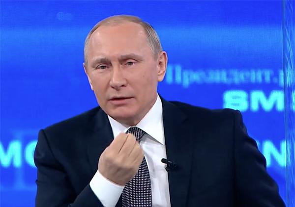 Владимир Путин: Никому не удастся перекодировать Россию