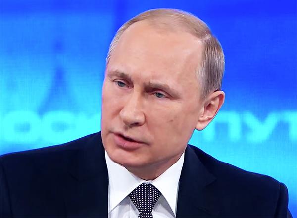 Писатель Шаргунов спросил Путина об отношениях России и Украины