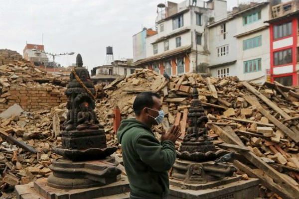 Число жертв в Непале может превысить 10 тысяч человек