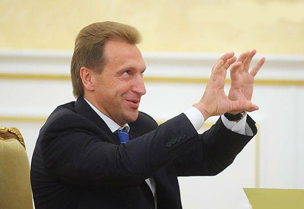 Самым богатым чиновником России вновь оказался Игорь Шувалов