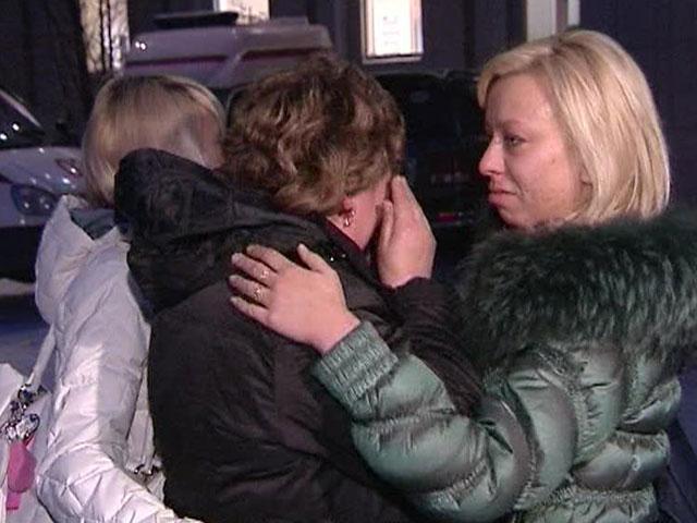 Семьи погибших моряков получили по миллиону рублей