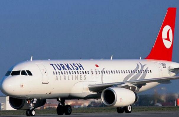 Турецкий самолет вернулся в Стамбул из-за угрозы взрыва