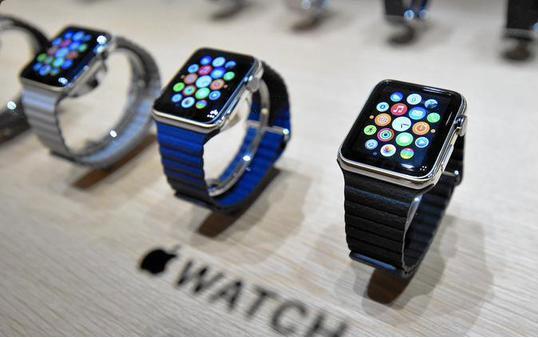 Поклонники Apple смогли примерить