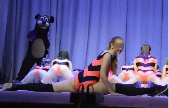 Откровенные танцы детей в Оренбурге возмутили общественность