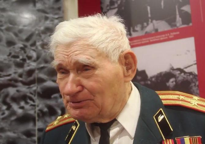 Киевский танкист: Немцы кричали: