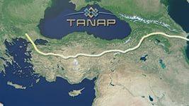 Турция продает свою долю в газопроводе TANAP