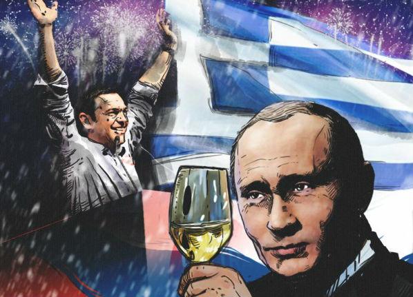 Ципрас: Наступила весна российско-греческих отношений