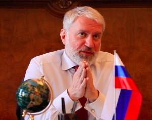 """Гендиректор """"Росгосцирка"""" Вадим Гаглоев"""