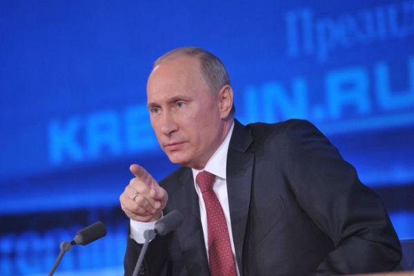 Путин: Никакие угрозы нам не страшны
