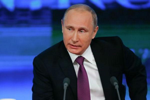 Путин - о