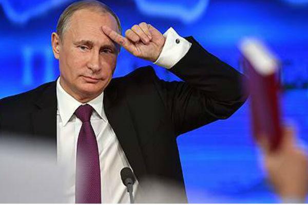 Путина упрекнули в поддержке