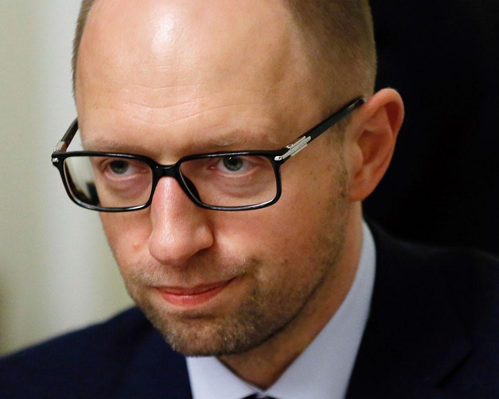 Яценюк: Прежнего уровня торговых отношений с Россией никогда не будет