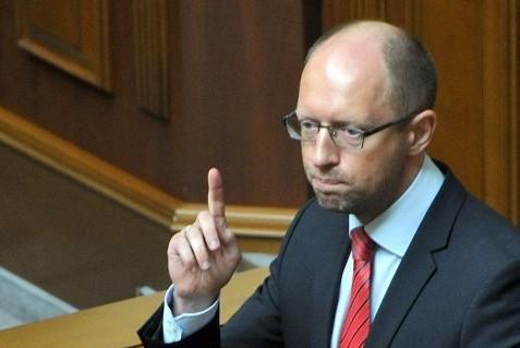 Яценюк: Украинский станет официальным языком Евросоюза