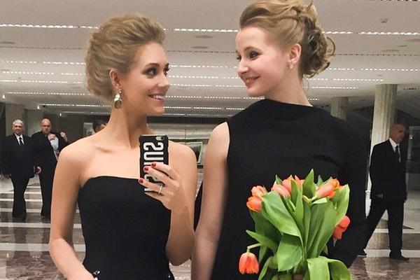 Кристина Асмус после премьеры в Кремле восхитилась Софьей Лебедевой